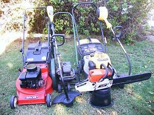 WHIPPER SNIPPER $20  ( HIRE )  L/MOWER $ 20  EDGER $15 for 5 HRS Como South Perth Area Preview