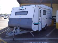 A'van Aspire 499 HT Caravan 16ft (2015) Ormiston Redland Area Preview