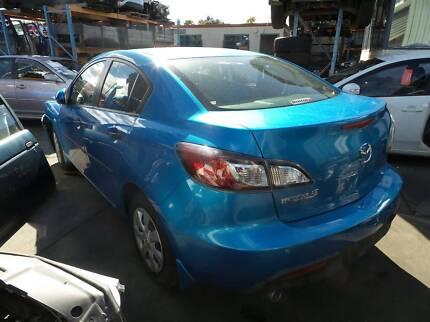 Wrecking 2009 Mazda 3 Sedan Glenorchy Glenorchy Area Preview
