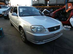 Wrecking 2005 Hyundai Accent Hatch Glenorchy Glenorchy Area Preview