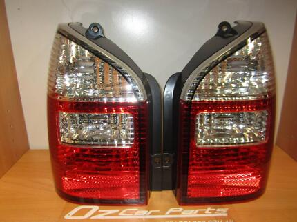 FORD FALCON AU SERIES 2 BA BF STATION WAGON TAIL LIGHTS PAIR NEW Smithfield Parramatta Area Preview