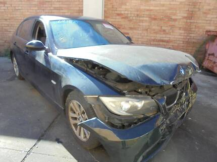 WRECKING 2007 BMW 3 SERIES 2.0 AUTOMATIC SEDAN (C22249) Lansvale Liverpool Area Preview