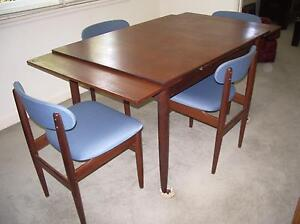 Parker Dining Table and 4 Chairs Lane Cove Lane Cove Area Preview