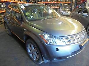 WRECKING 2008 NISSAN MURANO 3.5 AUTOMATIC STATION WAGON (C18649) Lansvale Liverpool Area Preview
