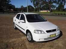 2002 Holden Astra Sedan Empire Bay Gosford Area Preview