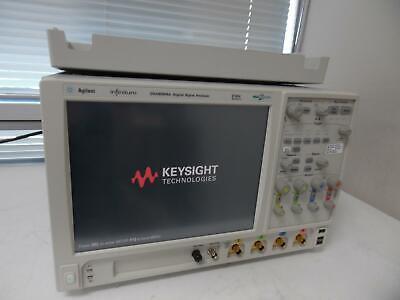 Agilent Infiniium Dsa9080a 8ghz Megazoom Digital Signal Analyzer