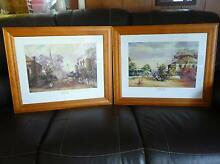 d'Arcy Doyle framed prints Queenscliff Outer Geelong Preview