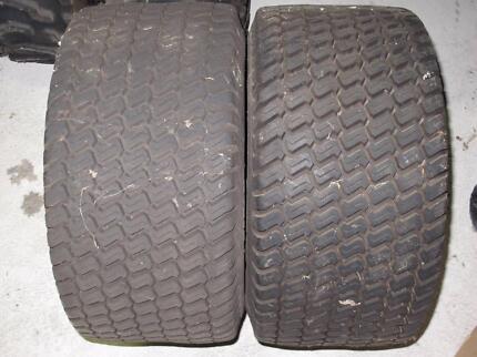 Quad ATV Offroad Buggy Rear Tyres & Rims Near Full tread Ellenbrook Swan Area Preview