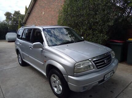 2001 Suzuki XL-7 Wagon
