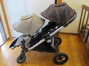 Baby Jogger City Select Double Stroller in Great condition! Keilor Downs Brimbank Area Preview