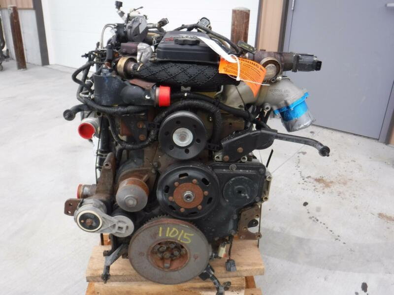 2008 Dodge Ram 2500 3500 6.7l Cummins Turbo Diesel Engine Complete *224k Miles*
