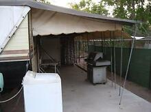 large caravan 30 foot under cover annex separate toilet shower Southport Litchfield Area Preview