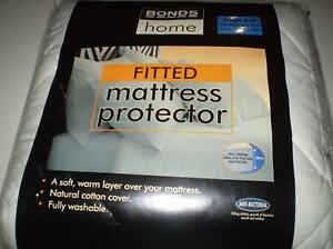 Bonds single bed mattress protector Barden Ridge Sutherland Area Preview