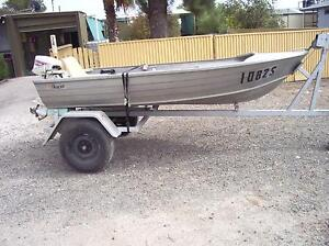 Stacer aluminium dingy 3.35m Blanchetown Mid Murray Preview