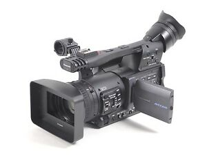 Professional Video Cam with Microphones, Merlin and Hard cases Newport Hobsons Bay Area Preview