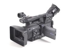 Professional Video Cam with Microphones, Steadicam and Hard cases Newport Hobsons Bay Area Preview