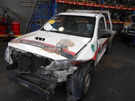 WRECKING 2008 TOYOTA HILUX 3.0 5SPEED UTILITY (C21542)