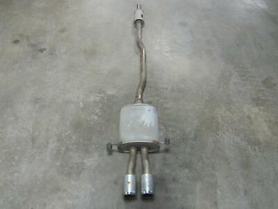 Mini Complete Exhaust (07 MINI COOPER Complete Full Catback Cat Back OEM Factory Exhaust System 1.6)