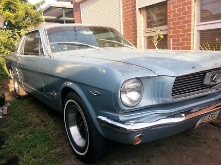 1966 Ford Mustang Coupe Sunshine North Brimbank Area Preview