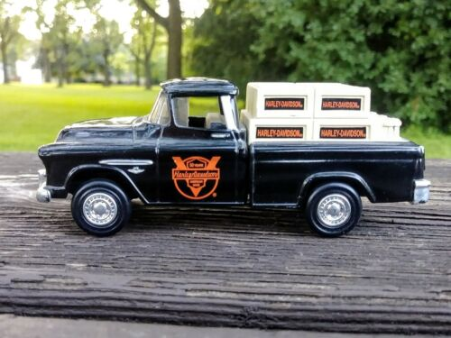 Harley-Davidson 1955 CHEVY CAMEO Dimebank PICKUP Truck 1:43 Limited Edition