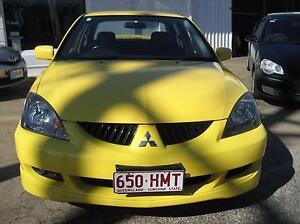 2004 Mitsubishi Lancer Sedan VR-X AUTOMATIC Wynnum Brisbane South East Preview