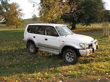 2002 Toyota LandCruiser Prado GXL Wagon Adelong Tumut Area Preview