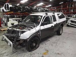 Now Dismantling 1998 Mitsubishi Triton Diesel 4x4 Stock# 6240 Kotara Newcastle Area Preview