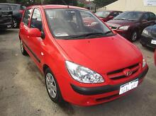 2010 HYUNDAI GETZ (MANUAL) $5490 LOW KMS! *FREE 1 YEAR WARRANTY* Inglewood Stirling Area Preview