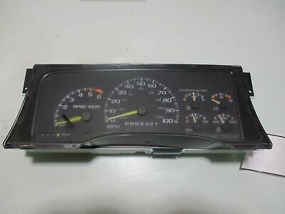 96 CHEVROLET SUBURBAN 1500 Speedometer