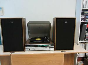 Vintage quality Turntable AMP & Speakers. South Brisbane Brisbane South West Preview