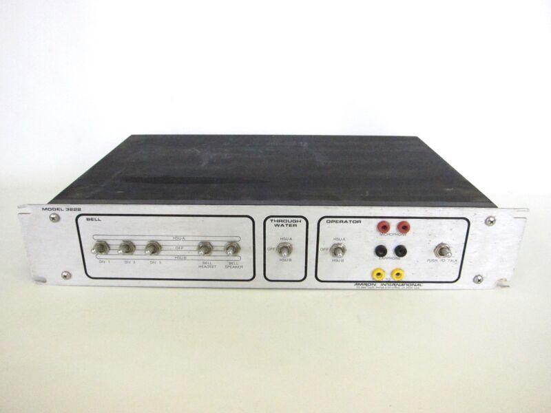 Amron International 3222 Bell Communication Routing Panel