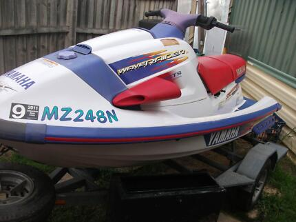 Yamaha Waveraider 1100 Chipping Norton Liverpool Area Preview