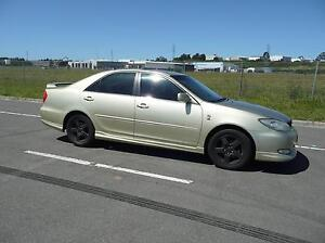2002 Toyota Camry Sedan Mayfield West Newcastle Area Preview