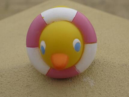 Zapf Creation Baby Born Doll Rubber Duck Accessory Toy Gwelup Stirling Area Preview