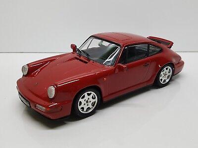 Fujimi Porsche 911 Carrera 2  in 1:24 built, usato usato  Brecciarola