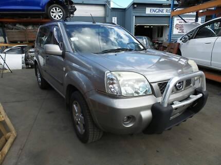 Wrecking 2004 Nissan X-trail