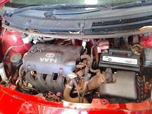 10/05-12/19 Toyota Yaris NCP9-13 1.5L Auto *GEARBOX for SALE* T12557 Neerabup Wanneroo Area Preview