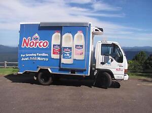 Milk Run-Norco Distributor Business Location Dorrigo NSW Dorrigo Bellingen Area Preview