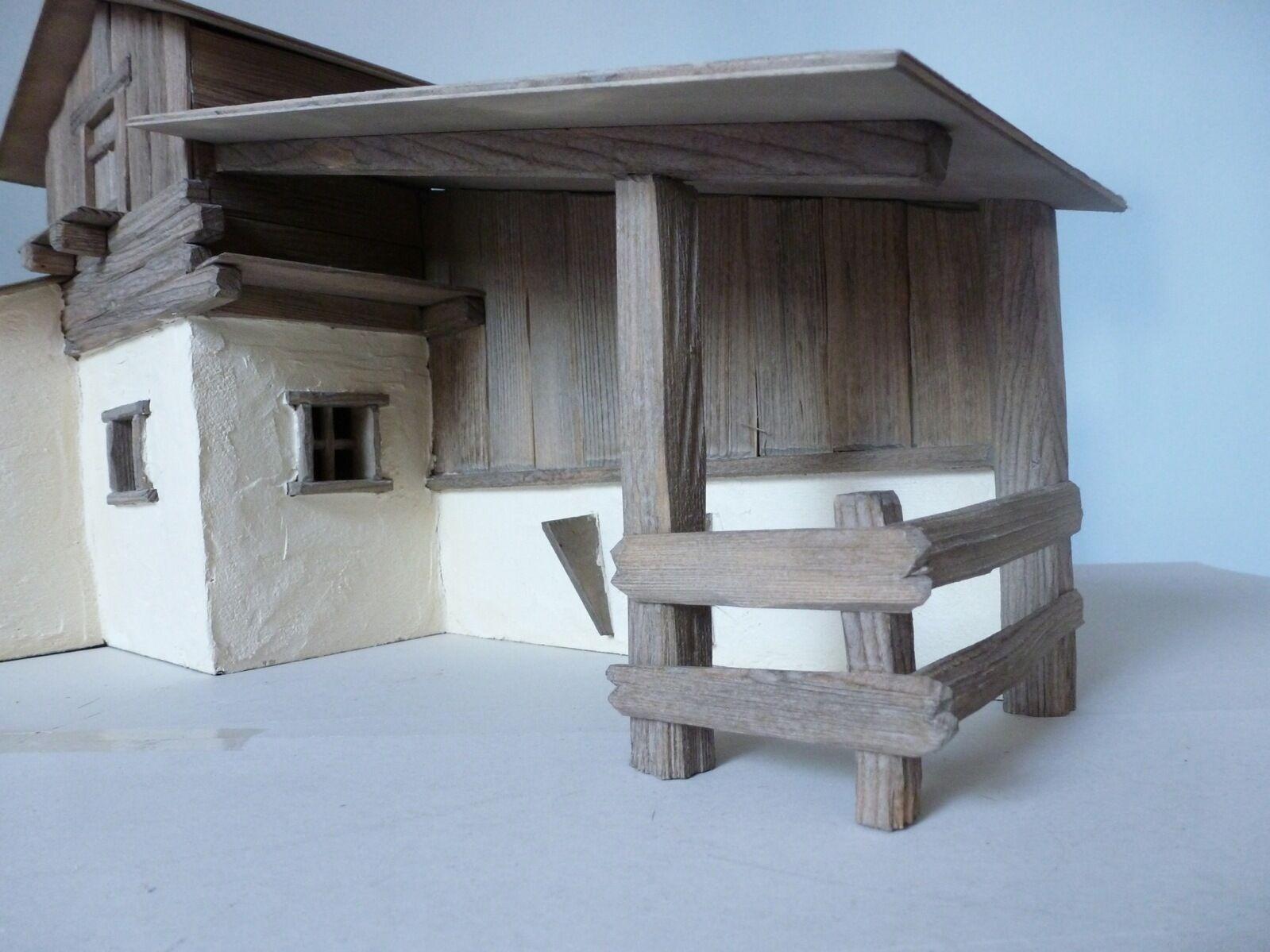 krippenbausatz krippe bergbach 11 12cm bausatz zum krippe selber bauen eur 69 90 picclick de. Black Bedroom Furniture Sets. Home Design Ideas
