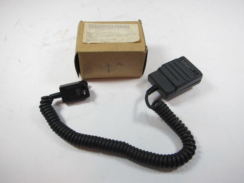 New Bendix Relm LAA0207A PRC-127 5965-01-274-5016 Loudspeaker Microphone