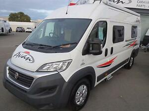 2016 A'van Applause 600 Motorhome Herdsman Stirling Area Preview