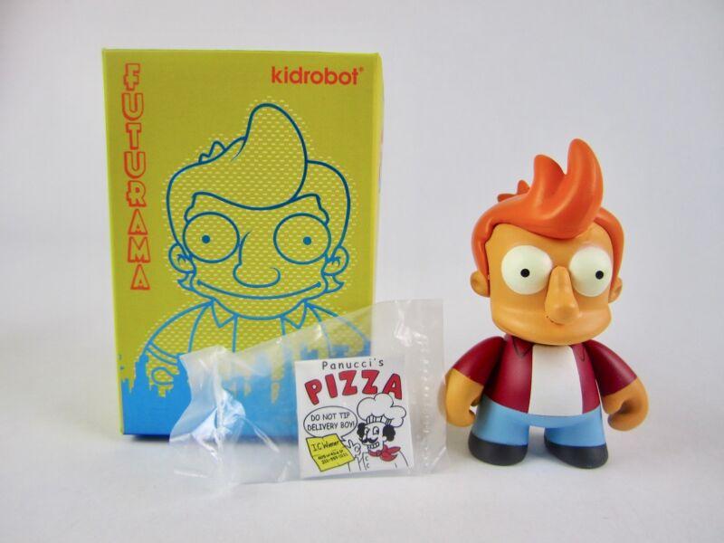 Kidrobot Futurama Universe X Fry Vinyl Mini-Figure Rarity 2//24