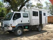 2006 Mitsubishi 4x4 Canter with 2012 Motorhome Kempsey Kempsey Area Preview