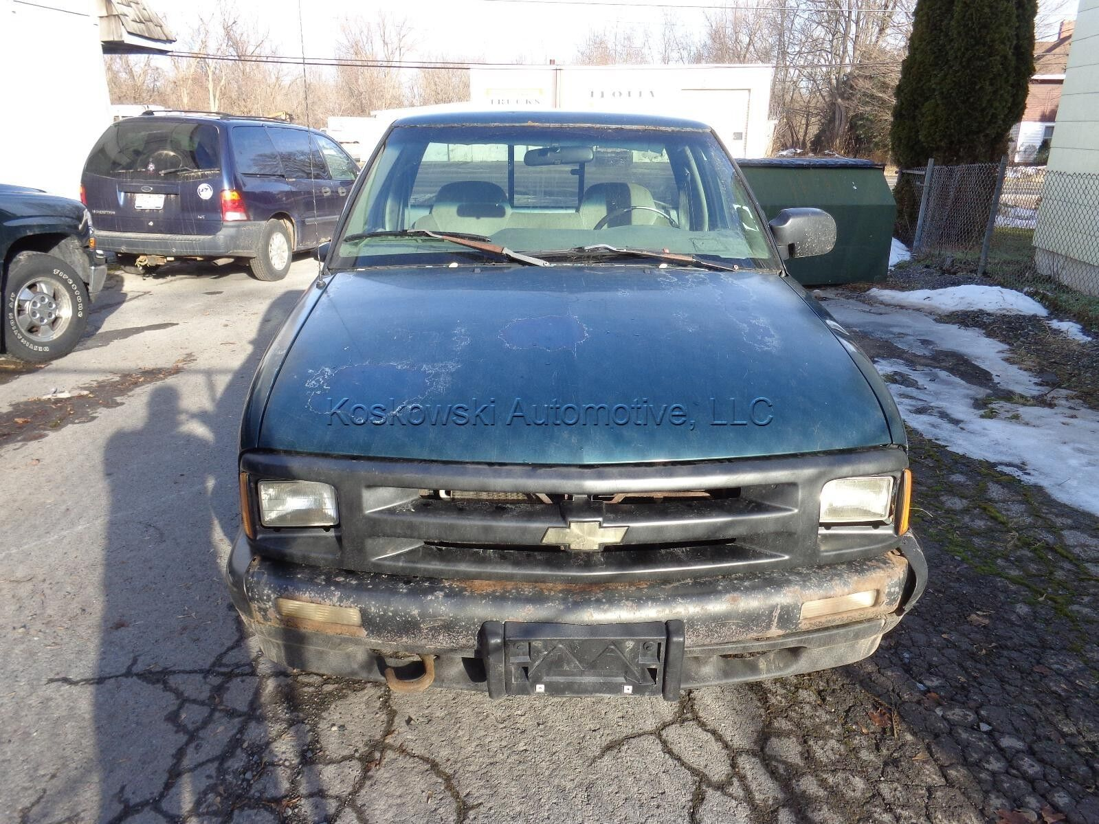 All Chevy 95 chevy astro van : Used Chevrolet Astro Belts, Pulleys, & Brackets for Sale