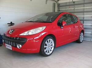 2007 Peugeot 207 Hatchback Smithfield Cairns City Preview