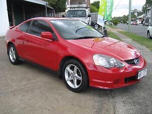 2002 Honda Integra Coupe AUTOMATIC Wynnum Brisbane South East Preview