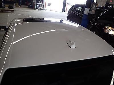 10 11 12 13 14 15 16 AUDI S4: Roof Body Cut, w/Sunroof Hole; White LY9C
