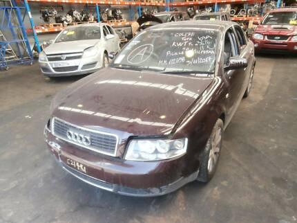 WRECKING 2003 AUDI A4 2.0 AUTOMATIC SEDAN (C21481) Lansvale Liverpool Area Preview