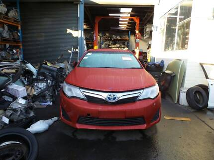 Wrecking 2014 Toyota Camry 50series Sedan