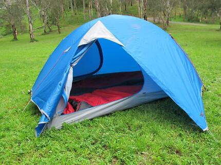 Hire Hiking Tents - 1 Person to 3 Person Alpine & hiking tent in Northcote 3070 VIC | Camping u0026 Hiking | Gumtree ...